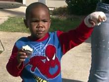 Mom says she won't return to neighborhood where children shot