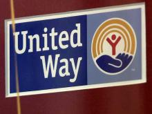 United Way asks top donors to pick up slack