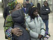 Goldsboro couple reunites with six children