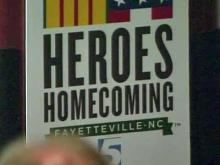 Heroes Homecoming kicks off