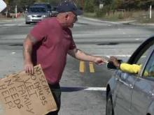 Wake considers permits for panhandlers