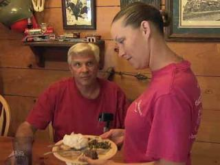Eight days after being burned down, The Sharpsburg Restaurant reopened a new location.