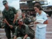 'Donut Dolly' made Vietnam troops feel appreciated