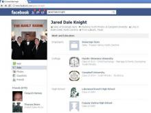 Jared Knight's Facebook page