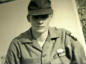 Terry Wren deployed to Vietnam at age 19.