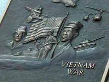 Fort Bragg's Vietnam Veterans Memorial