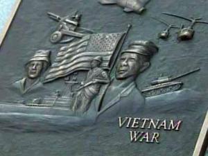 Fort Bragg's Vietnam Veterans Memorial