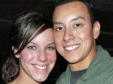 Military couple wins Veteran's Day wedding