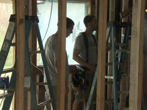The City of Raleigh is collaborating with Habitat for Humanity to flip foreclosed homes into affordable housing for deserving families. The unique program, which is funded in part by the federal Neighborhood Stabilization Program, has sparked rebirth and revitalization in some southeast Raleigh neighborhoods.