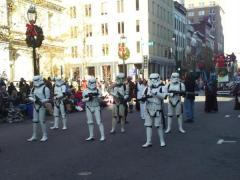 2011 WRAL Raleigh Christmas Parade
