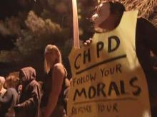Occupy Chapel Hill protests force used in recent arrests