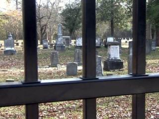 Fayetteville spent $85,000 to build a fence around Cross Creek Cemetery No. 1 to protect it from vandals.