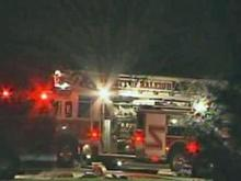 Crews were on the scene of a fire at 10700 Leesville Road on Nov. 23, 2011.