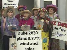 Angry customers protest Duke Energy price hike