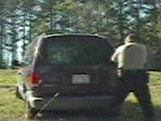 """The Johnston County Sheriff's Office applied the new """"Run and You're Done"""" law in the arrest of Freddie Woodall."""