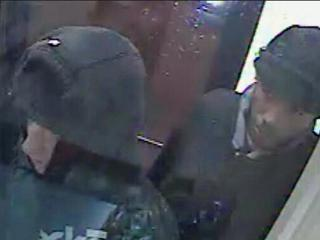 Dec. 1, 2011, surveillance video from the America's Best Value Inn, at 3401 Capital Blvd. in Raleigh.