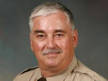 Moore County Sheriff's Deputy Rick Rhyne