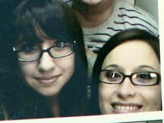 Tania Ritacco (right), a 17-year-old Clayton High School senior, died in a two-vehicle wreck on her way home from Bible study Saturday, Dec. 10, 2011. Her best friend, Kristy Tamayo, 19, (left) was driving.