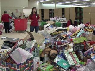 Salvation Army still short thousands of toys