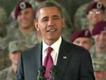 President visits Fort Bragg, marks end of Iraq war
