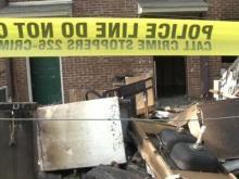 Children injured in north Raleigh fire