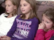 Alanah, Kayla and Brooke Humphries