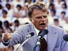 Billy Graham in 1973