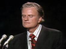 Billy Graham in 1971