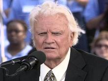 Billy Graham in 2005