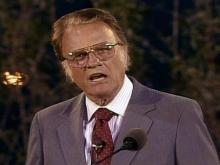 Billy Graham in 1987