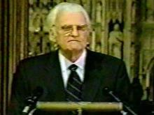 Billy Graham after 9/11
