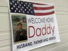 12/20/2011: Final Bragg troops welcomed home from Iraq