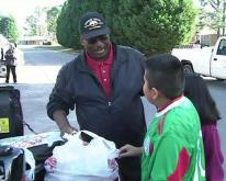 Neighbors, non-profits aid after fire