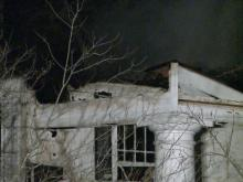 Man recounts minutes in house fire