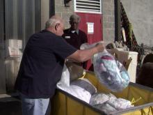 Donations pile up at thrift stores as 2012 nears