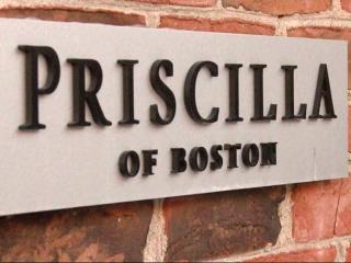 Priscilla of Boston bridal boutique