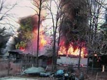 Aberdeen mobile home fire