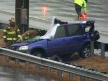 Wreck closes U.S. 264 in Wake County