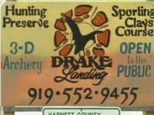Sheriff fields concerns over Harnett shooting range