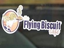 Flying Biscuit cafe in Charlotte