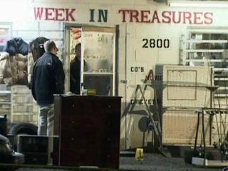 Week in Treasures thrift store