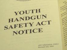 Gun safety must come first