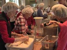 Raleigh retirees help stop hunger