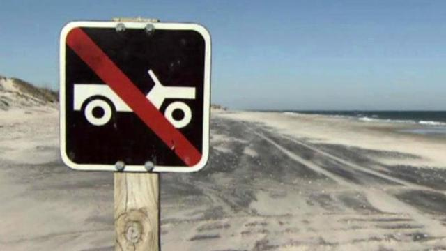 New rules and regulations for driving on the beach at Cape Hatteras National Seashore went into effect Wednesday, drawing ire from people who say the area's best fishing and recreation spots will no longer be accessible to beach users.