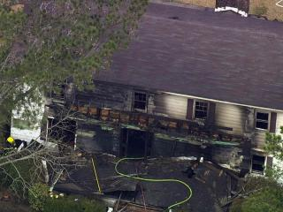 Three children were killed and six other people were injured in a Feb. 23, 2012, house fire in the Onslow County town of Verona.