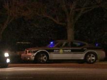 Man accused of ramming trooper's vehicle