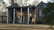 A Special Forces soldier died trying to rescue his 4- and 6-year-old daughters from their burning home at 4151 Pecan Drive, just outside Hope Mills, early Tuesday, March 6, 2011. All three died, probably of smoke inhalation, according to the Cumberland County Sheriff's Office.