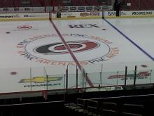Ice at PNC Arena