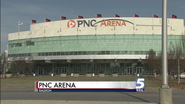 PNC name replaces RBC at Raleigh arena :: WRAL com