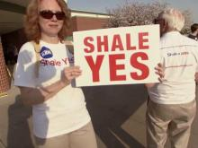 Residents fractured over fracking in Lee County shale basin
